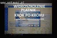"""Obsługa programu PŁATNIK""- krok po kroku"