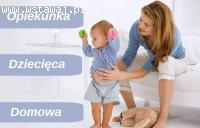 Akademia Sukcesu zaprasza na kurs-Opiekunka Dziecięca Domowa