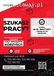 Magazynier/ka !20 zł brutto/h + premie i dodatki! Rekrutacja