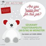 Oferta pracy dla fizjoterapeuty w MÜNSTER