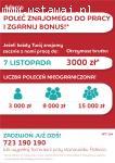 Magazynier/ka 20 zł brutto/h + dodatek 4 zł brutto/h!