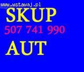 Skup anglików,507741990 Skup samochodów za gotówkę w każdym stan