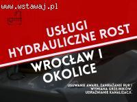 Tanie usługi hydrauliczne na terenie Wrocławia i okolic