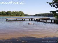 Bory Tucholskie - jeziora - TANI NOCLEG na Kociewiu