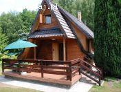 Domek całoroczny nad jeziorem.Ińsko Ferienhaus - Nörenberg