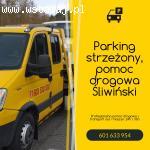 Pomoc drogowa w Gdyni