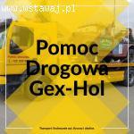 Całodobowe holowanie - Gex-Hol -  Krosno i okolice
