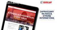 Tomcar – kasacja pojazdów - Sandomierz