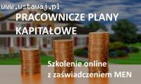 Kurs online Pracownicze Plany Kapitałowe w praktyce