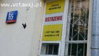 Usługi krawieckie Mokotów Kazimierzowska 65