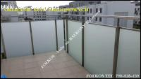Folie na balkon Pruszków- Oklejanie balkonów Targowa, Prusa.