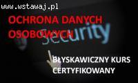 RODO-ochrona danych osobowych w zakładzie pracy