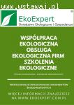 OBSŁUGA EKOLOGICZNA FIRMY BIAŁYSTOK DORADZTWO EKOEXPERT